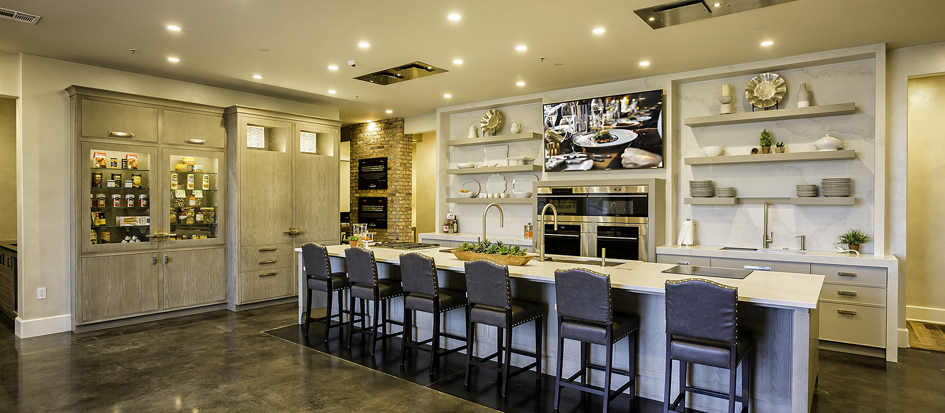 home kitchen technology and automation