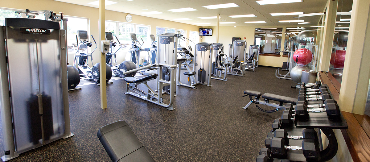 commercial fitness spa- integrated technology solutions
