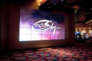 BlueSpeed Equips Indigo Sky Casino
